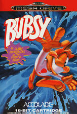 ## NEUWERTIG: SEGA Mega Drive - Bubsy in: Claws Encounters / MD Spiel ##