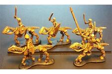 15mm Fantasy Undead Decian Cavalry with Swords & Shields (16 figures)