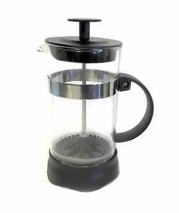 12 oz French Press Coffee and Tea Maker Filter Caffettiera NEW