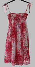 Marks and Spencer Cotton Floral Sundresses for Women