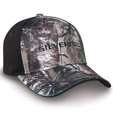Chevy Silverado Realtree Hardwoods APX Camo Camouflage Black Hat