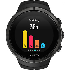 Suunto SS022655000 Spartan Ultra All Black Titanium Wristwatch