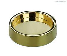 Portacandele oro per candele da ø100mm-CAMINO CANDELA altare candela nozze candela