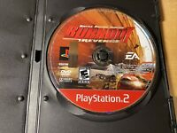 Burnout Revenge Disc Only (Sony Playstation 2 ps2) Ships Free