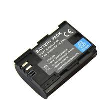 Battery For Canon LP-E6 LPE6 EOS 60D 70D 6D 7D 5D2 5D3 5DS 60Da (5D Mark II III)