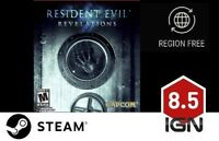 Resident Evil Revelations [PC] Steam Download Key - FAST DELIVERY