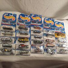 Mattel Hot Wheels Collectible Car Lot 24 Random Cars Lot #12