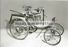 Benz Velo 1894 First Series Vehicle the World Postcard Ak Photo Automotive