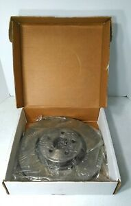 AC DELCO 18A1825 Professional Grade Front Disc Brake Rotor