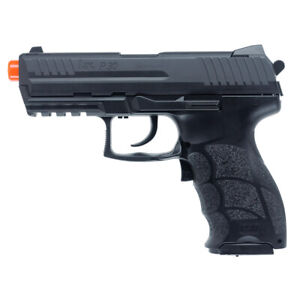Umarex H&K P30 Blowback Electric Airsoft BB Pistol w/ 16 Round Magazine