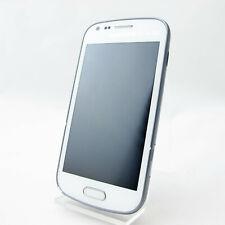 Samsung Galaxy S Duos S7562 pure Weiß Ohne Simlock Original Handy Gut