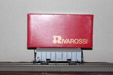 RIVAROSSI art. 2066 carro ibis 8037775-6 delle FS epoca IV
