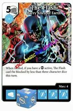 044 THE FLASH Barry Allen of Earth - Common - WAR OF LIGHT - DC Dice Masters