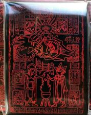 YuGiOh! Prismatic God Box 【PGB1】 Slifer the Sky Dragon new Card Sleeves x 70