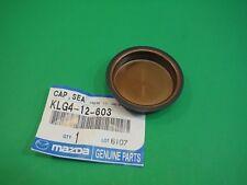 Miatamecca New Exhaust Cam End Oil Cap 99-05 Mazda Miata MX5 KLG412603 OEM