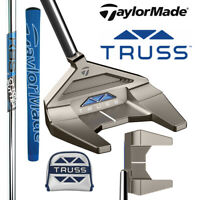 TaylorMade Truss TM2 Centre Shaft Putter 33/34/35 Inch - NEW! 2020 (Inc H/Cover)