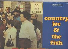 Country Joe & The Fish Together Stereo Lp Sealed Record Store Day