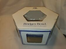 More details for vintage ringtons wade bridges bowl hexagon shape boxed in great condition (632)