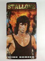 Rambo Trilogy (VHS, 1998) HiFi Like New, First Blood, First Blood Part 2, Rambo