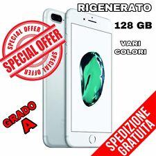 Iphone 7 PLUS 128gb Rigenerato Grado A Silver Black Gold Rose