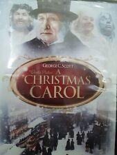 A Christmas Carol with George C. Scott (DVD, 2005, 20th Century Fox)
