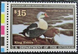 nystamps US Duck Stamp # RW58 Mint OG NH   L16x070