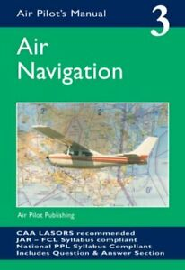 Air Navigation (Air Pilot's Manual) by Thom, Trevor Paperback Book The Cheap