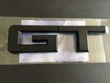 2015-2017 Mustang GT Rear Emblem Matte Black Official Licensed