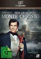 DER GRAF VON MONTE CHRISTO (19 - MARAIS,JEAN  2 DVD NEUF