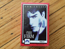 The Firm Video 8 (Not VHS)