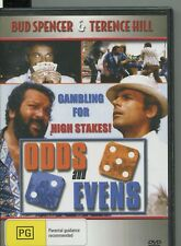 Odds and Evens DVD Terence Hill Bud Spencer Region 4
