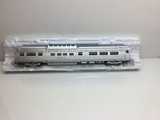 "Atlas #3007013-1 D&RGW"" ""Silver Colt"" CZ Dome Car W/ Conductor's Window 3 R"