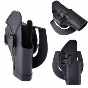 Rechte Hand Taille Paddle Gürtelschlaufe Pistole Holster Für Glock17/19/22/23 DE