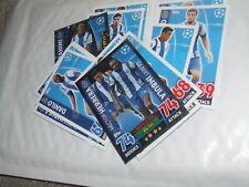 17 X FC Porto UEFA Champions League Match Attax 2015/2016 Tarjetas Topps Fútbol