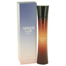Armani Code Satin by Giorgio Armani Eau De Parfum Spray 2.5 oz Women NIB