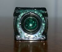 Green Lantern Movie Die-Cast Power Ring Toys R Us Exclusive Prop Replica RARE