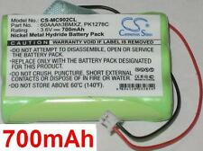 Batterie 700mAh type 60AAAH3BMXZ PK1278C T1B603A Pour IBM-900P