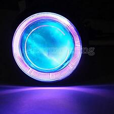 Halo Angel Blue Demon Eye Headlight For Suzuki GSX-R600 GSX-R750 2006 2007