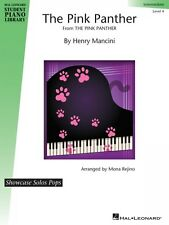 The Pink Panther Hal Leonard Student Piano Library Showcase Solo Level 000296846