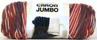 1 Yarnspirations 12 Oz Caron Jumbo 09049 Rusted Purple 4 Med 100% Acrylic Yarn