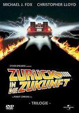 Zurück in die Zukunft 1-3 (3 DVDs) [Limited Edition] von ... | DVD | Zustand gut