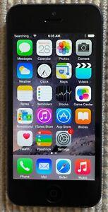 Apple iPhone 5 - 16GB - Black & Slate (Unlocked) A1429 (CDMA + GSM)