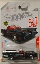 Hot Wheels 2020 ID CHASE TV SERIES BATMOBILE