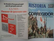 Historia n°34- 1968 - 2ème Guerre Mondiale : Corregidor & la chute des ...