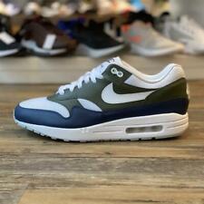 Nike Air Max 1 ID Gr.42,5 grün blau 943756 901 Sneaker Herren Schuhe Sportschuhe