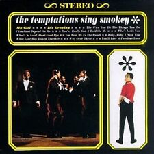 *NEW* CD Album The Temptations - Sing Smokey (Mini LP Style Card Case)