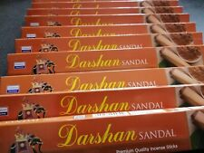 Darshana Incense Sticks with Wonderful Sandal Fragrance Ceylon Free Shipping