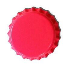 CROWN CAPS PINK 144 STANDARD SIZE 26.5 FOR SODA BEER BOTTLES KITS CAPPERS NEW