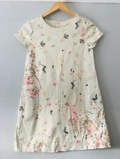 Zara Girls Size 13/14  164cm Very Pretty Lined Floral Dress Floral Occasion