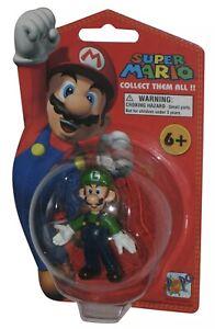 Nintendo Super Mario Bros. Luigi (2007) Popco Mini Figure